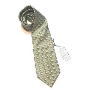 VINEYARD VINES Custom Collection Texas Golf Tie